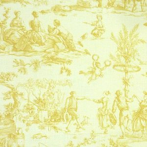 Seasons Toile colour 06 Yellow