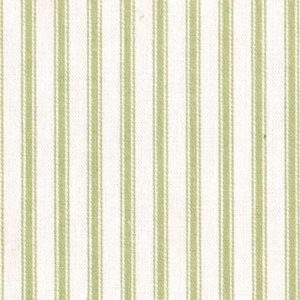 Ticking Stripe colour 09 Sage