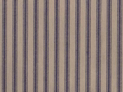 Ticking Stripe colour 20 Prussian