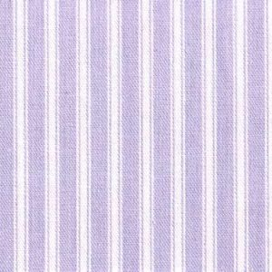 Ticking Stripe colour 12 Lilac