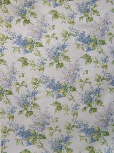 Lilacs on Linen colour 08 Blue