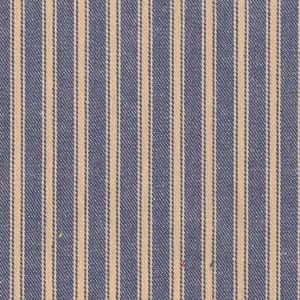 Ticking Stripe colour 16 Ocean
