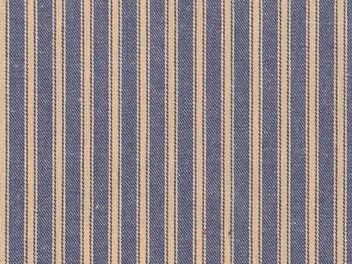 Ticking Stripe colour 16 Ocean