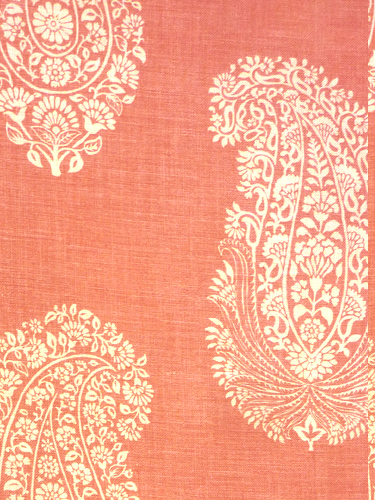 Paisley Ground colour 05 Pink