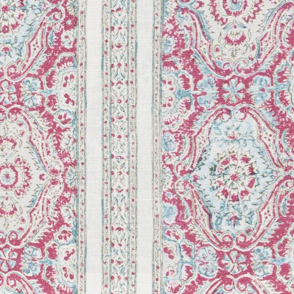 Pedana Stripe Colour 01 Aqua & Rose