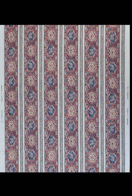 Perdana Stripes 06 Indigo & Madder