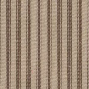 Ticking Stripe colour 19 Walnut