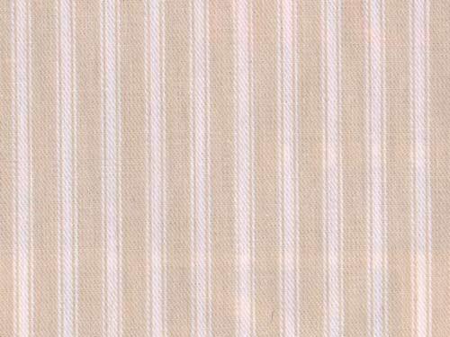 Ticking Stripe colour 01 Linen
