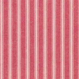 Ticking Stripe colour 07 Cerise
