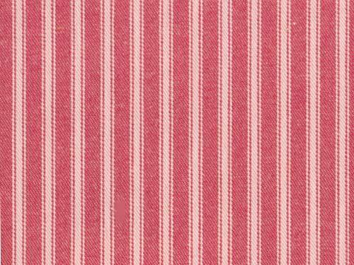 Ticking Stripe colour 07 Cerise
