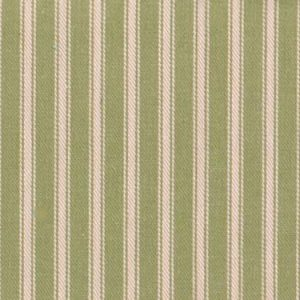 Ticking Stripe colour 10 Green