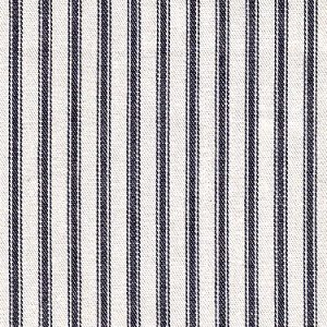 Ticking Stripe colour 14 Navy