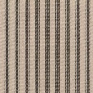 Ticking Stripe colour 21 Anthracite