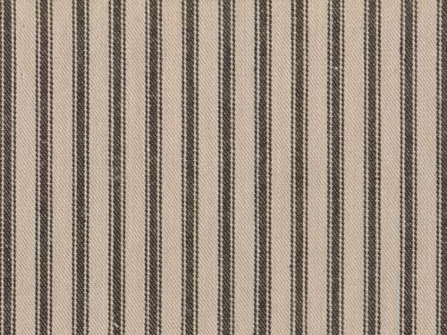 Ticking Stripe colour 21 Anthracite