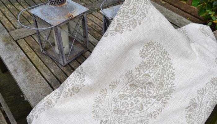 Paisley Printed Pattern